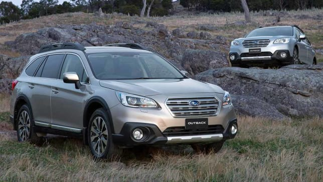 2016 subaru outback reviews carsguide. Black Bedroom Furniture Sets. Home Design Ideas