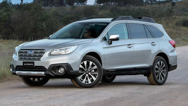 Subaru Outback Vs Forester >> Subaru Outback 2015 Review   CarsGuide