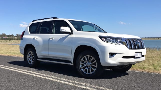 Toyota Suv Carsguide