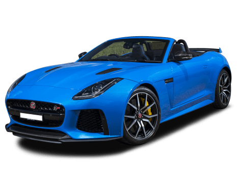 2018 Jaguar F-Type Convertible V6 (280kW)
