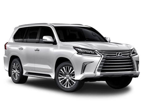 2018 Lexus LX LX570 Pricing And Specs