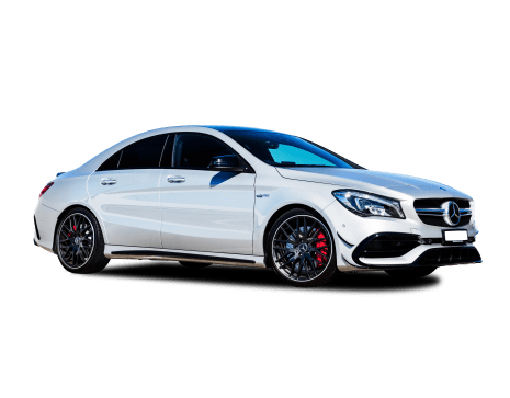2018 Mercedes Benz CLA45