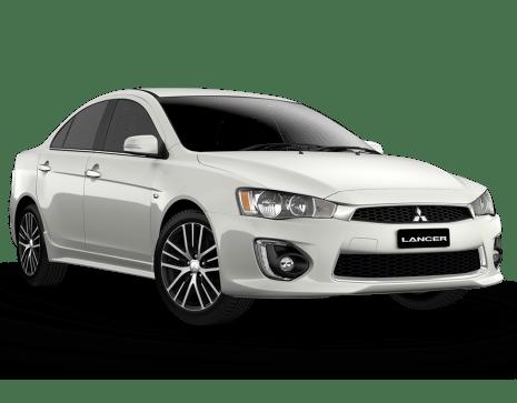 Mitsubishi lancer specifications