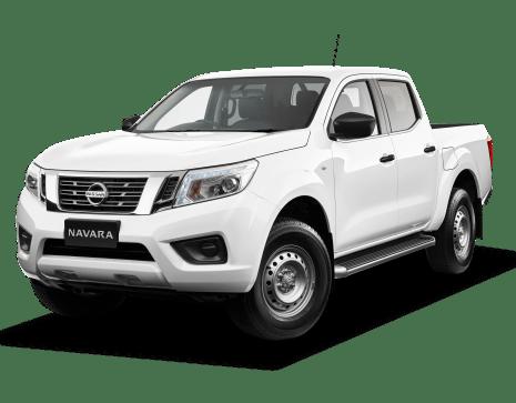 Nissan Navara Dual Cab