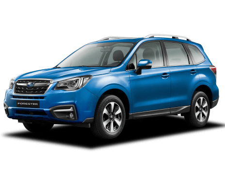 2017 subaru forester maintenance schedule