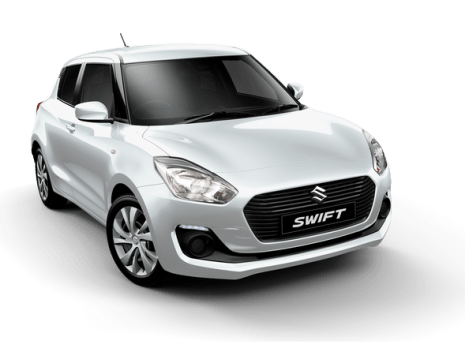 2018 Suzuki Swift Hatchback GLX TURBO