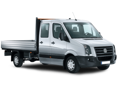 2018 Volkswagen CRAFTER Commercial 35 TDI 410 LWB