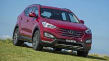 Used Hyundai Santa Fe Review: 2000 2013