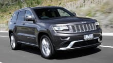 Jeep Grand Cherokee Problems Carsguide