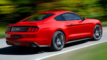 Ford Mustang V8 GT 2015 Review