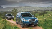 Subaru Forester 2.0D-S 2017 review: snapshot