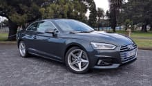 Audi A5 Coupe 2.0 TFSI S tronic 2017 review: weekend test