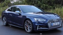 Audi S5 Coupe 2017 Review Weekend Test