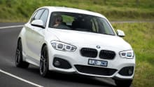 BMW 118d 2017 review: snapshot