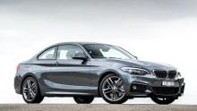 BMW 230i 2017 review: snapshot