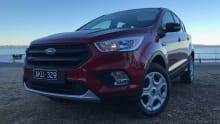 Ford Escape Ambiente 2017 review: road test