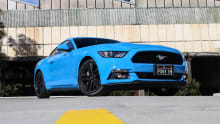 Ford Mustang EcoBoost 2017 review
