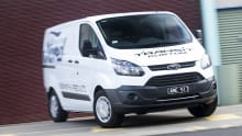 Ford Transit Custom auto 2017 review: first drive