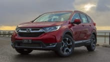 Honda CR-V VTi-S 2017 review