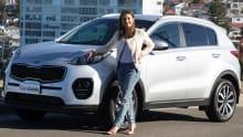 Kia Sportage SLi petrol 2017 review: family test