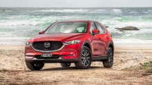 Mazda CX-5 GT 2017 review: snapshot