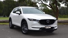 Mazda CX-5 Maxx Sport 2017 Review