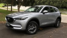 Mazda CX-5 Touring petrol 2017 review