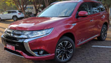 Mitsubishi Outlander PHEV Exceed 2017 review: family test