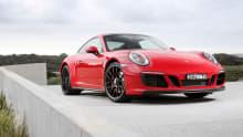 Porsche 911 GTS 2017 review