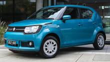 Suzuki Ignis Glx Review Carsguide