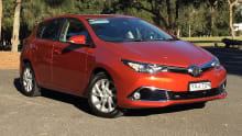 Toyota Corolla Ascent hatch 2017 review: snapshot