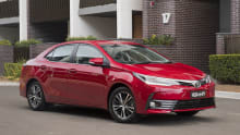 Toyota Corolla ZR sedan 2017 review