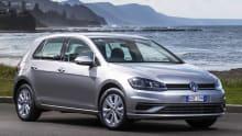 Volkswagen Golf Trendline 2017 review: snapshot