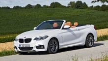 BMW 220i 2017 review: snapshot