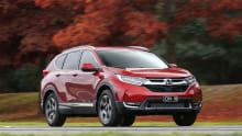 Honda CR-V VTi-LX 2017 review: snapshot