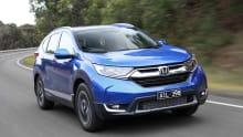 Honda CR-V VTi-L 2017 review: snapshot