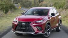Lexus NX 2018 review