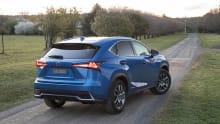 Lexus NX F Sport 2018 review: snapshot