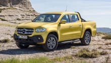 Mercedes-Benz X-Class 2018 revealed