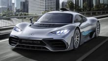 Mercedes-AMG Project One 2019 revealed in Frankfurt