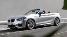 BMW 230i convertible 2016 review: snapshot