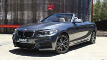 BMW M240i convertible 2016 review