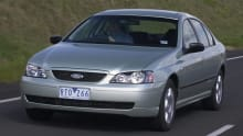Used Ford Falcon review: 2002-2016