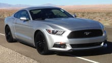 Ford Mustang EcoBoost 2016 review