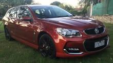 VFII Holden Commodore SS-V Redline Sportwagon 2016 review