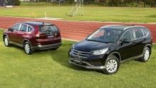 Used Honda CR-V review: 2012-2014