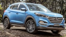 Hyundai Tucson SUV recalled as bonnet can fly open