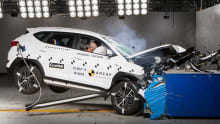 Hyundai Tucson achieves five-star safety rating after design change