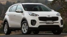 Kia Sportage Si petrol 2016 review