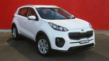 Kia Sportage Si petrol 2017 review